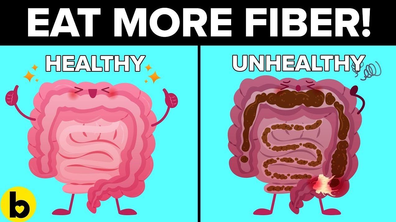 ทำไมคุณควรเริ่มกินไฟเบอร์มากขึ้นทุกวัน