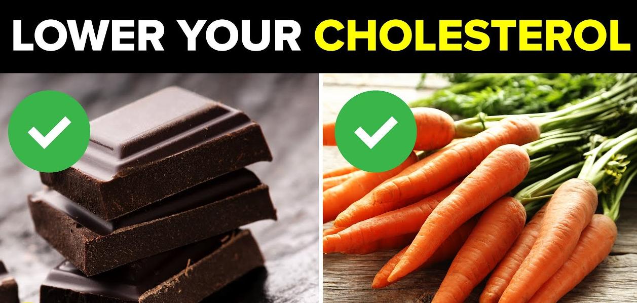 8 อาหารที่สามารถลดระดับคอเลสเตอรอลของคุณ