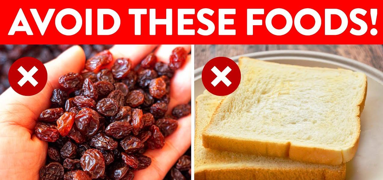 8 อาหารและเครื่องดื่มที่ควรหลีกเลี่ยงหากคุณเป็นโรคเบาหวาน