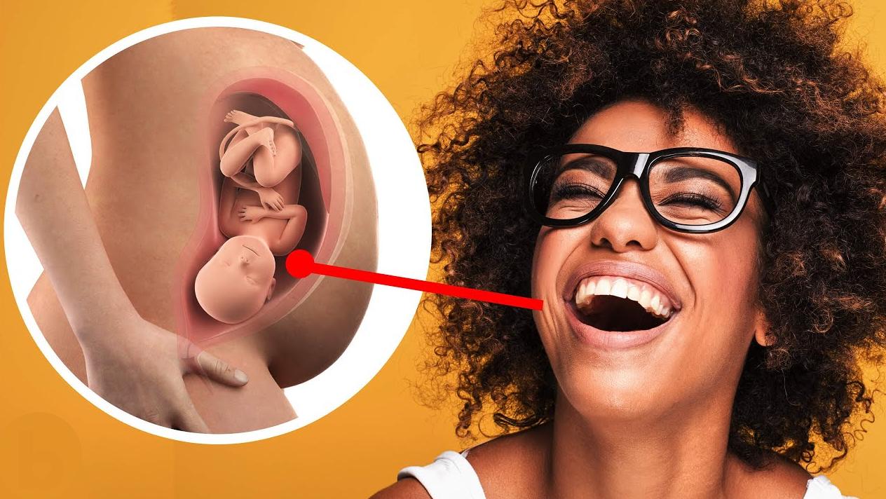 9 สิ่งที่เกิดขึ้นกับร่างกายของคุณเมื่อคุณหัวเราะมากขึ้น